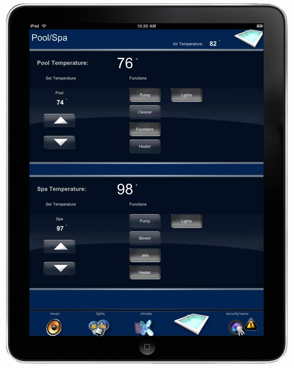 Merge Ultimate Ipad App Home Automation Crestron
